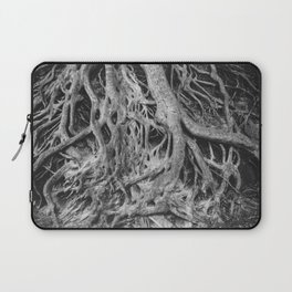 Roots of the Medusa Tree in Greenville, SC Laptop Sleeve