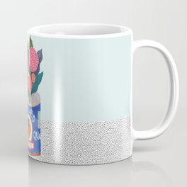 flowers & tomatoes Coffee Mug