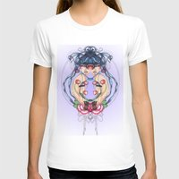 psycho T-shirts featuring Psycho by chiara costagliola
