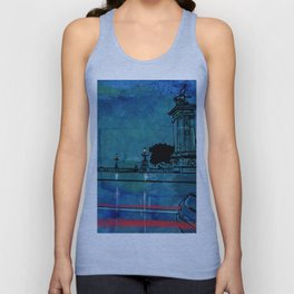 Nightscape 04 Unisex Tank Top