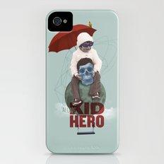 KID HERO iPhone (4, 4s) Slim Case