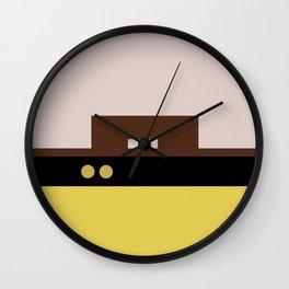 Lieutenant Thomas Riker - Star Trek TNG The Next Generation - Trektangle - startrek  Wall Clock