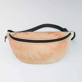 150306 Abstract Watercolor An Imperfect Circle 9 Fanny Pack