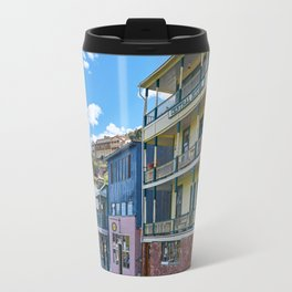 Streets of Jerome Travel Mug
