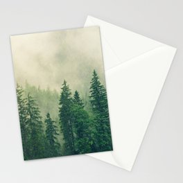 Forest and Fog 02 Stationery Cards