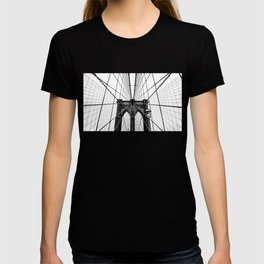 Brooklyn Bridge Web T-shirt