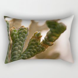 Resurrection moss Rectangular Pillow