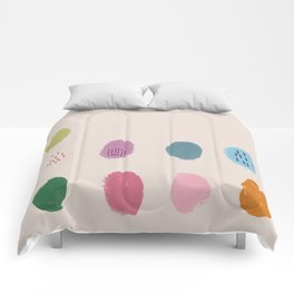 Thumbprint Comforters
