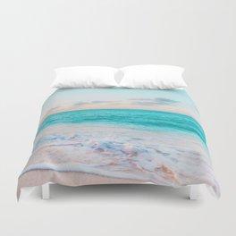 Ocean Bliss #society6 #society6artprint #buyart Duvet Cover