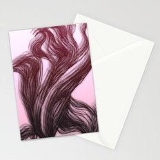 hair (3) Stationery Cards
