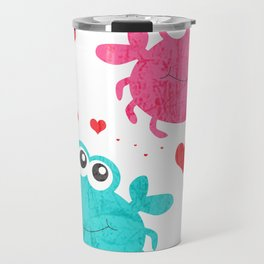 Love Crab Travel Mug