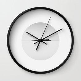 HOWTH CIRCLE, IRELAND Wall Clock