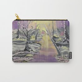 Warm winter beauty Carry-All Pouch