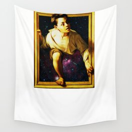 Escaping Space Wall Tapestry