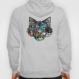 The Creative Cat (color varient) Hoody
