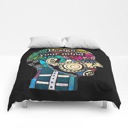 Mind blow Comforters