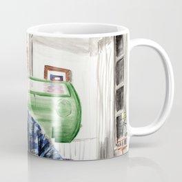 Larry Summers Coffee Mug
