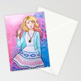Don't Be So Sure Stationery Cards