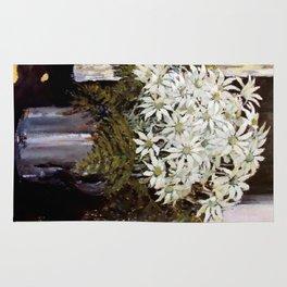 """Banksia"" by Australian Artist Margaret Preston Rug"
