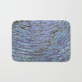 Capillary Wave Bath Mat