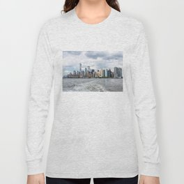 NYC Skyline 2017 Long Sleeve T-shirt
