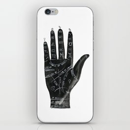 Palmistry no.1 iPhone Skin