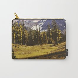 E. C. Manning Provincial Park Carry-All Pouch