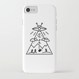 They Want Us iPhone Case
