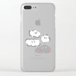 Awkward... Clear iPhone Case