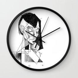 electro 1 Wall Clock