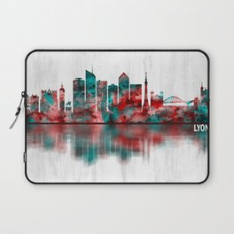 Lyon France Skyline Laptop Sleeve