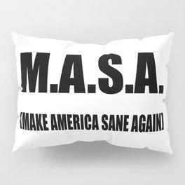 M.A.S.A Pillow Sham