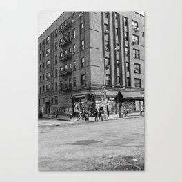 East Village Corner III Canvas Print