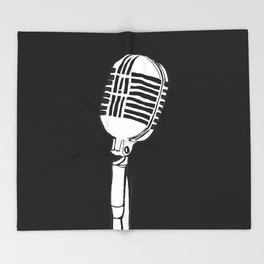 Sing it Throw Blanket