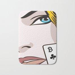Bitcoin Club Bath Mat