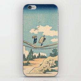 Suspension Bridge iPhone Skin