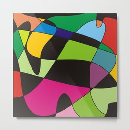 True colors no.9 Metal Print