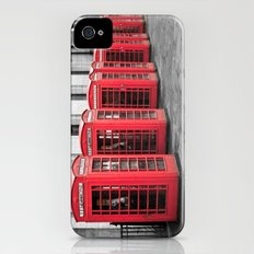 The Phone Boxes  Slim Case iPhone (4, 4s)
