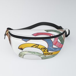 SAUSAGES 01 Fanny Pack