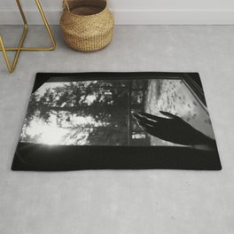 White Touch Rug