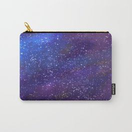 Starlit Space Carry-All Pouch