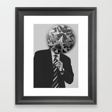 Dressed For Success Framed Art Print
