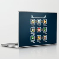 rogue Laptop & iPad Skins featuring Rogue Masters by thom2maro