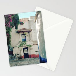Portugal, Obidos (RR 183) Analog 6x6 odak Ektar 100 Stationery Cards