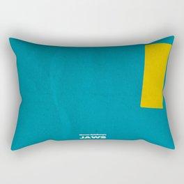 Steven Spielberg's JAWS Rectangular Pillow