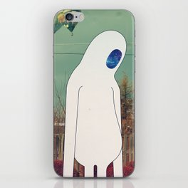 2_tizi iPhone Skin