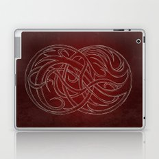 Seal of two worlds Laptop & iPad Skin