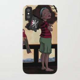Yarr iPhone Case