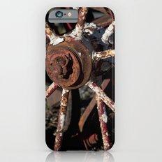 Rusted Wheel Slim Case iPhone 6s