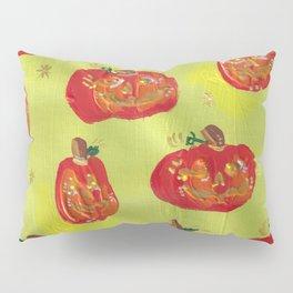 Starry Jacks (Green) Pillow Sham